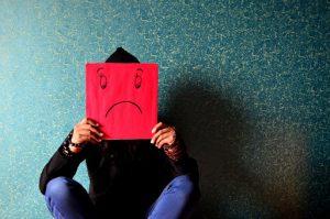 Niet blij